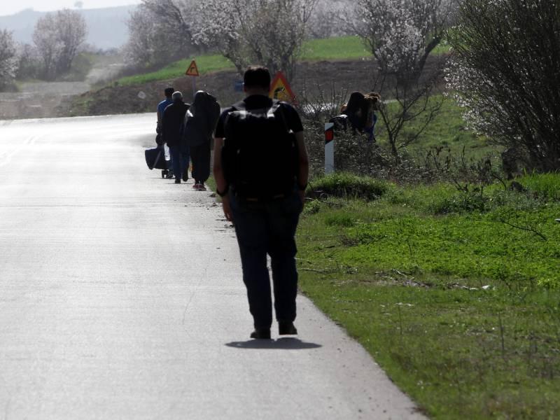 Migrationsforscher Beklagt Abwenden Von Fluechtlingskonvention