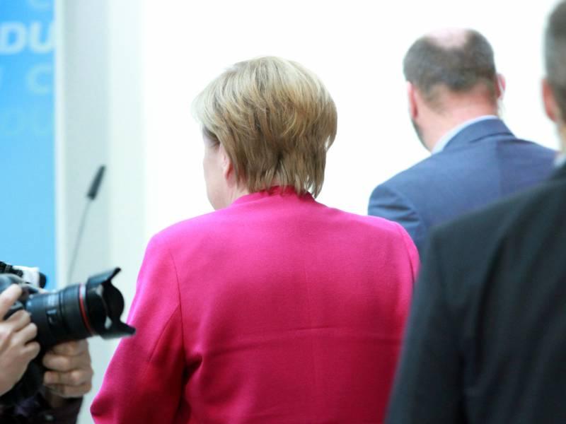 Paritaetischer Wohlfahrtsverband Sieht Merkel Jahre Kritisch