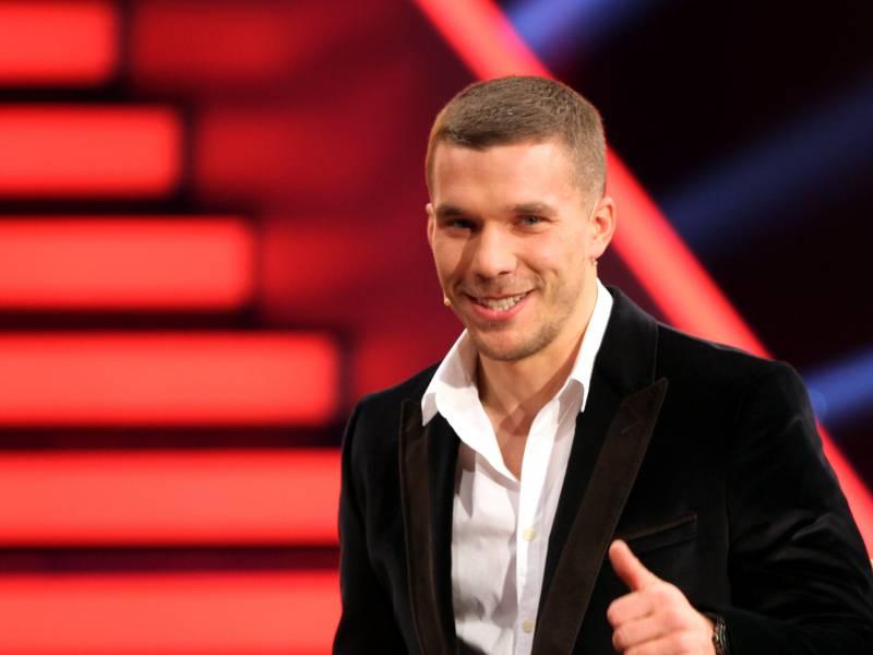 Podolski Will In Polen Auch Nachwuchsbereich Foerdern