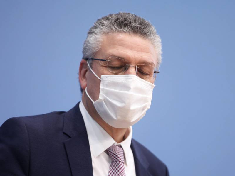 Rki Wirbt In Schaltkonferenz Fuer Inzidenzstrategie Laender Dagegen