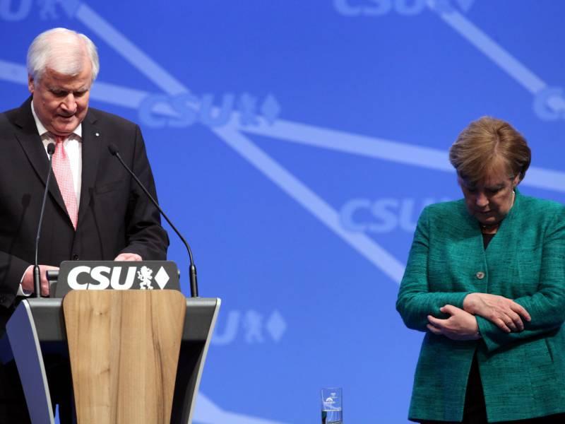 Seehofer Bereut Streit Mit Merkel In Fluechtlingskrise Nicht
