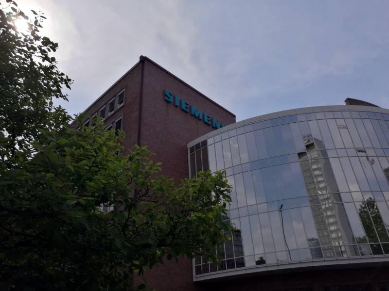 Siemens Plant Vorerst Keinen Weiteren Jobabbau