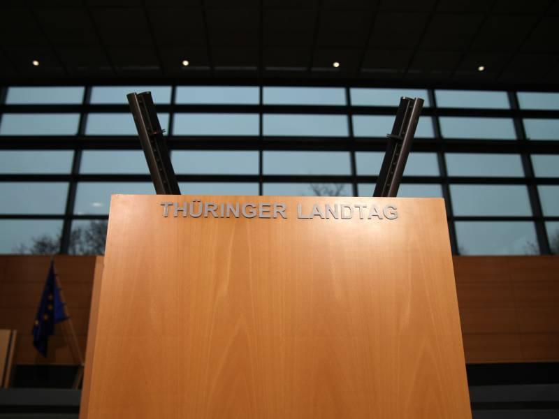 Thueringer Afd Scheitert Mit Misstrauensvotum