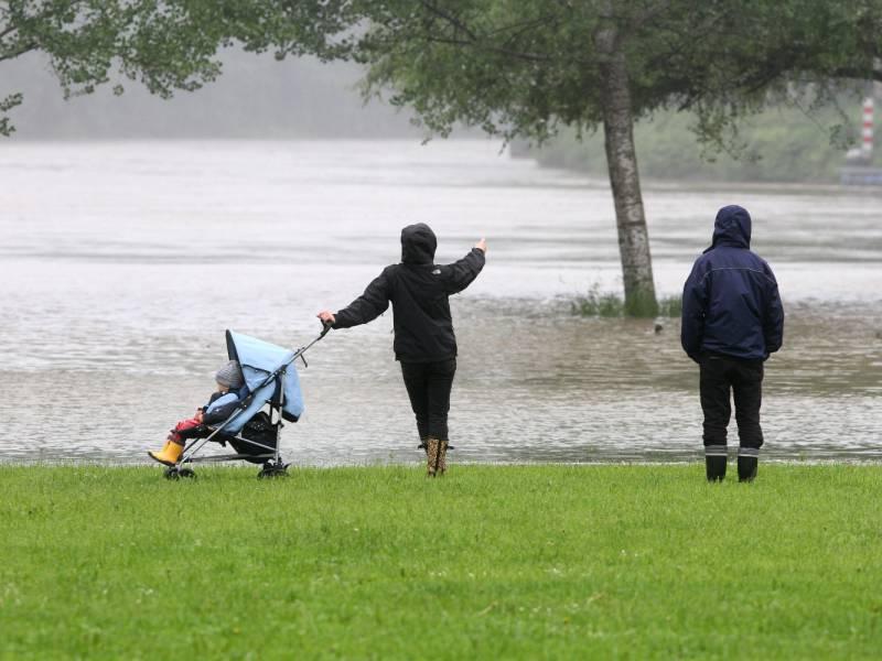 Wetterdienst Sieht Klimawandel Nicht Als Flut Ursache