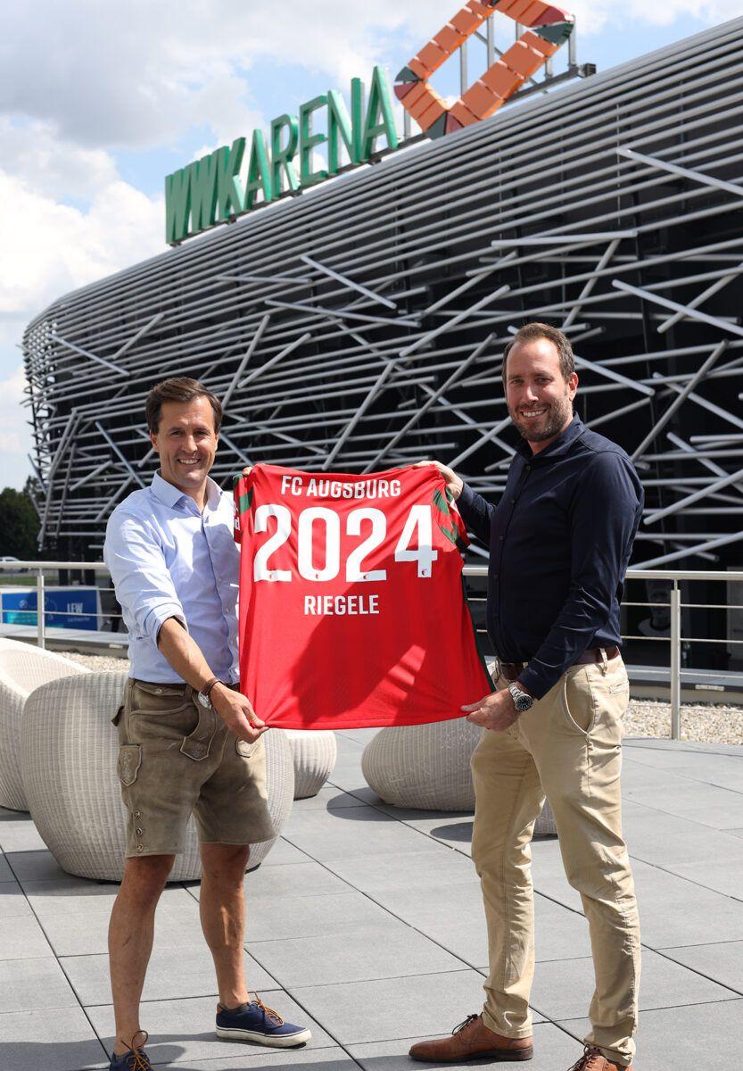 20210812 Brauhaus Riegele Bleibt Bierpartner Des Fca