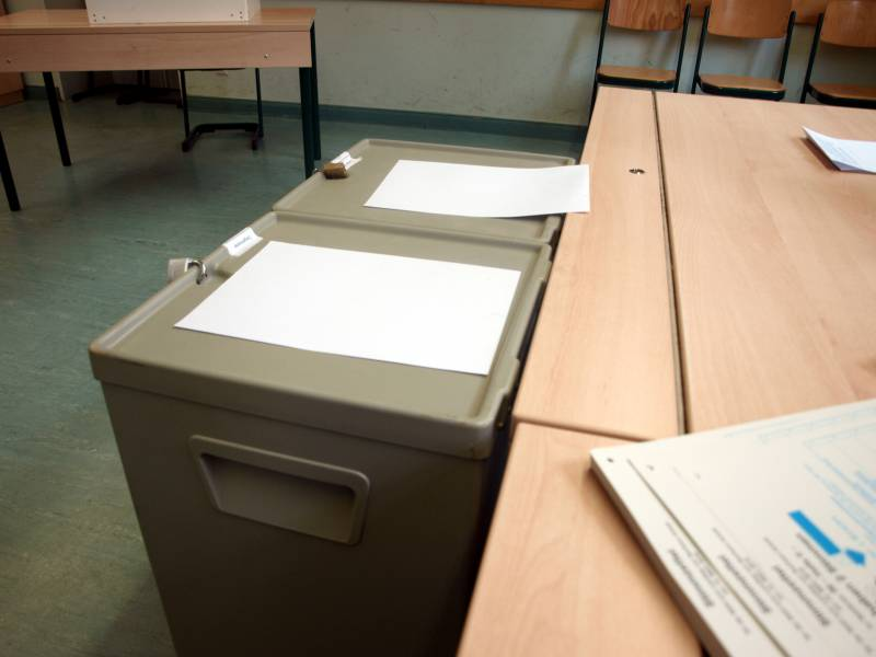 47 Parteien Nehmen An Bundestagswahl Teil