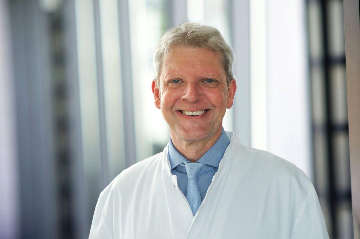 Hessing Klinik Fuer Internistische Rheumatologie Dr. Matthias Wahle Foto Anja Benning Hessing Stiftung