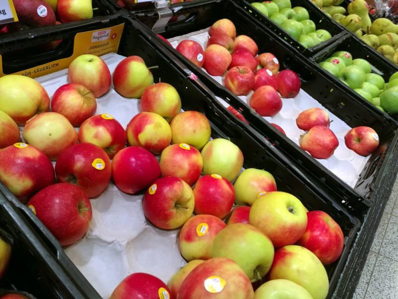 Apfel Und Pflaumenernte Unter Vorjahresniveau Erwartet