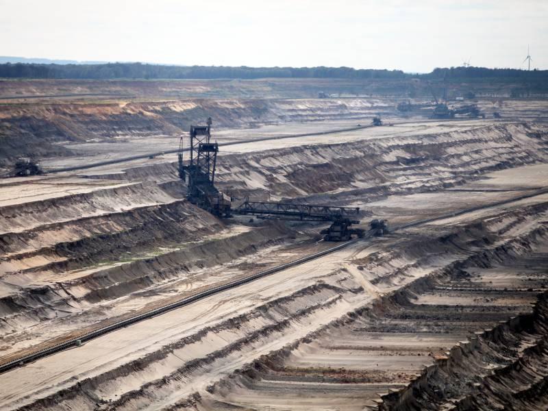 Baerbock Macht Schnelleren Kohleausstieg Zur Koalitions Bedingung