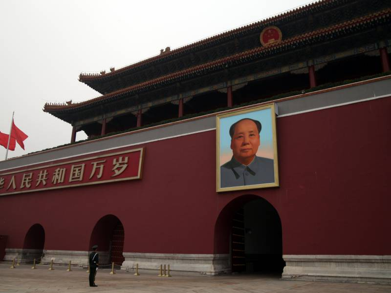 Baerbock Plaediert Fuer Haertere Gangart Gegenueber China