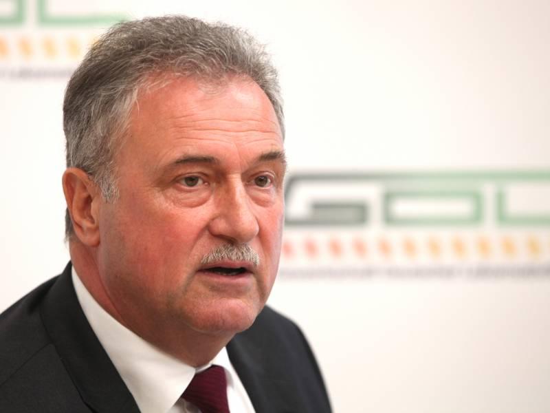 Bahnchef Claus Weselsky Will Die Belegschaft Bewusst Spalten