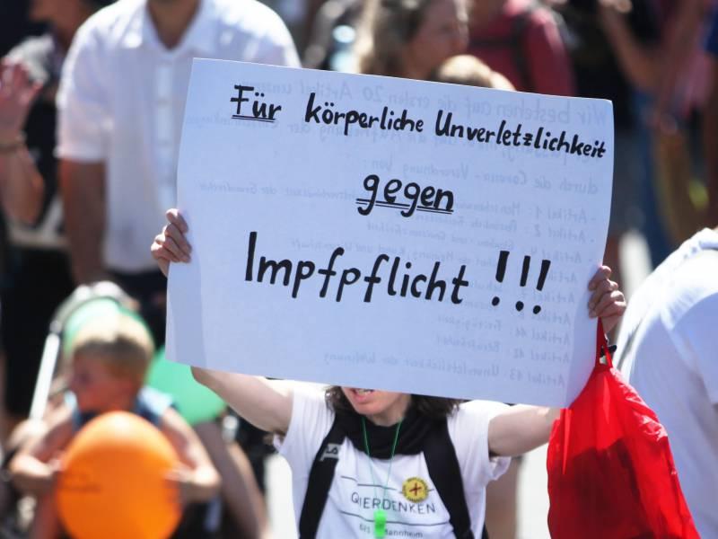 Bericht Ab 23 August Sollen Haertere Regeln Fuer Ungeimpfte Gelten