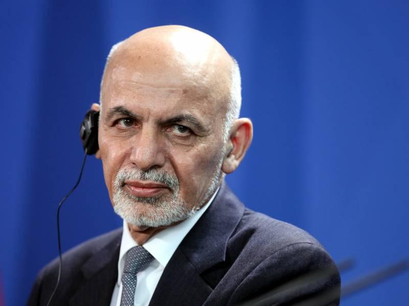 Berichte Afghanischer Praesident Hat Land Verlassen
