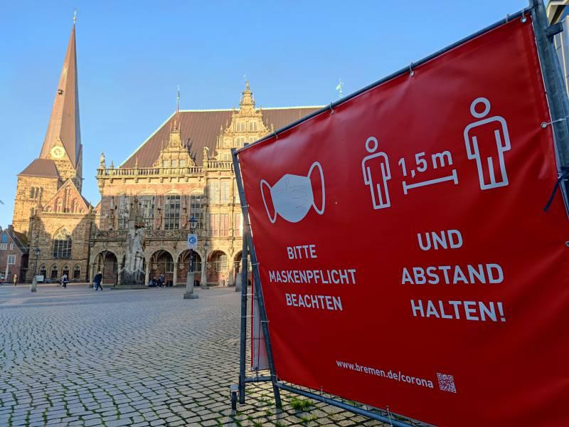 Bremens Buergermeister Verlangt Ende Der Sieben Tage Inzidenz