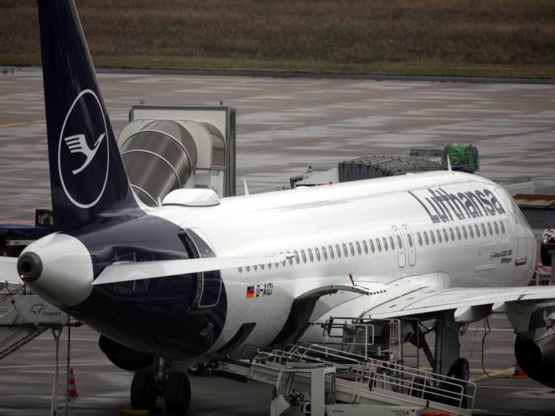 Bund Verkauft Erste Lufthansa Anteile