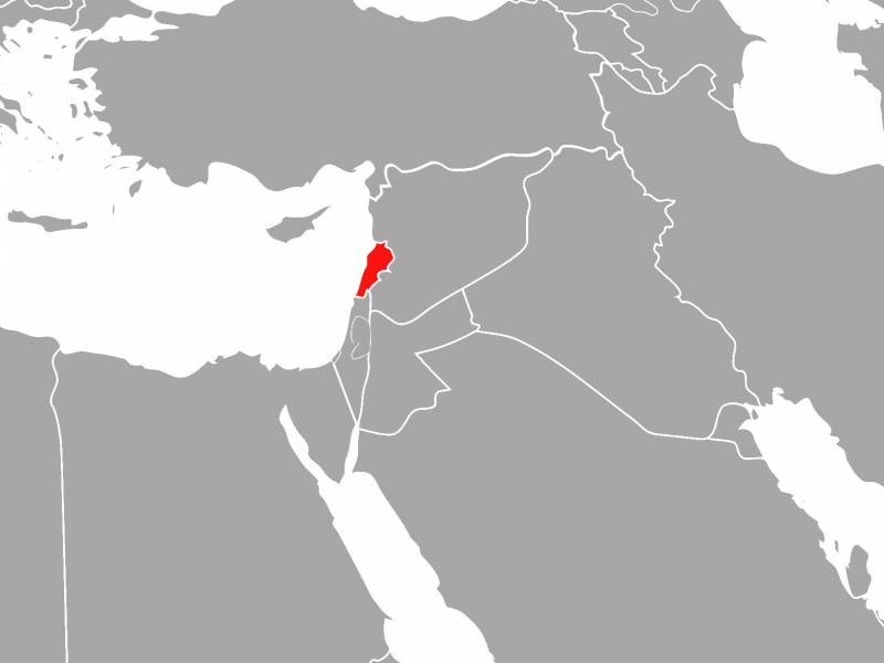 Bundesregierung Unterstuetzt Libanon Und Stellt Bedingungen