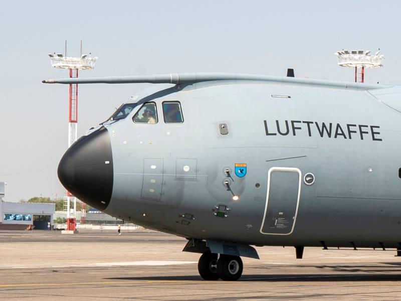 Bundeswehr Evakuierungsjets Wieder In Deutschland