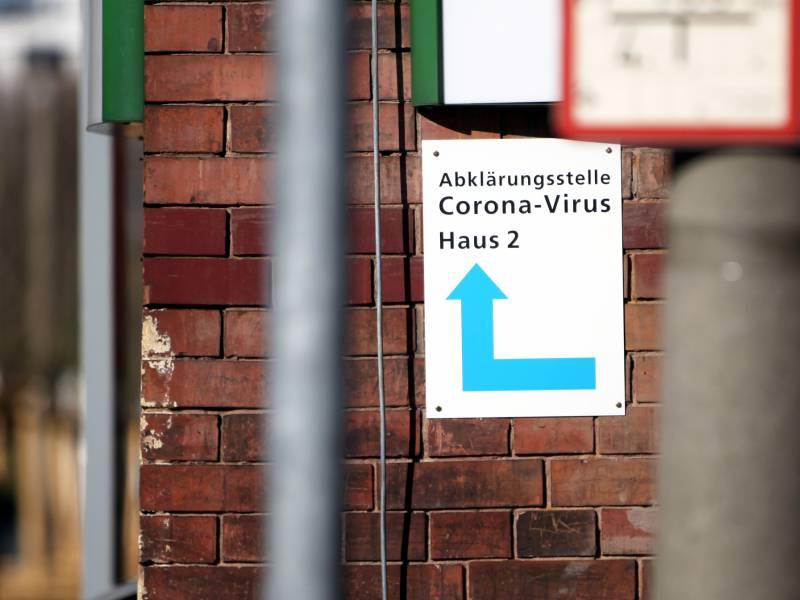 Corona Positivrate Legt Weiter Zu Erneut Weniger Tests