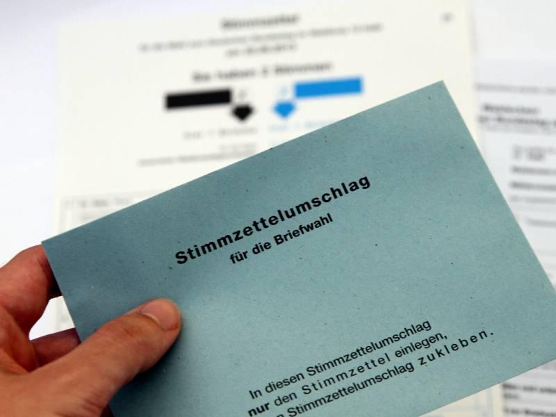 Deutsche Post Bereitet Sich Auf Mehr Als 60 Prozent Briefwaehler Vor