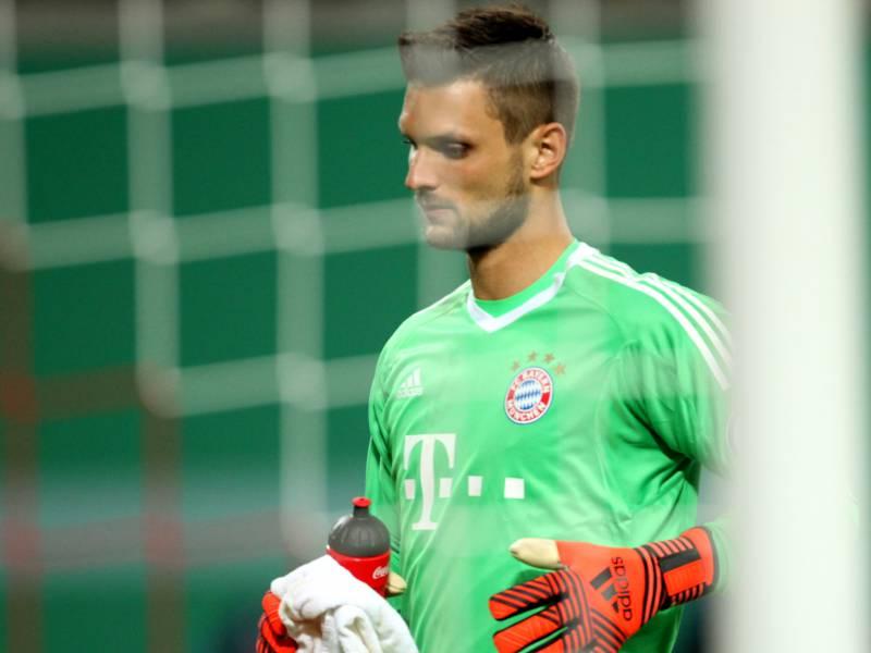 Dfb Pokal Bayern Muenchen Schlaegt Bremer Sv Zweistellig