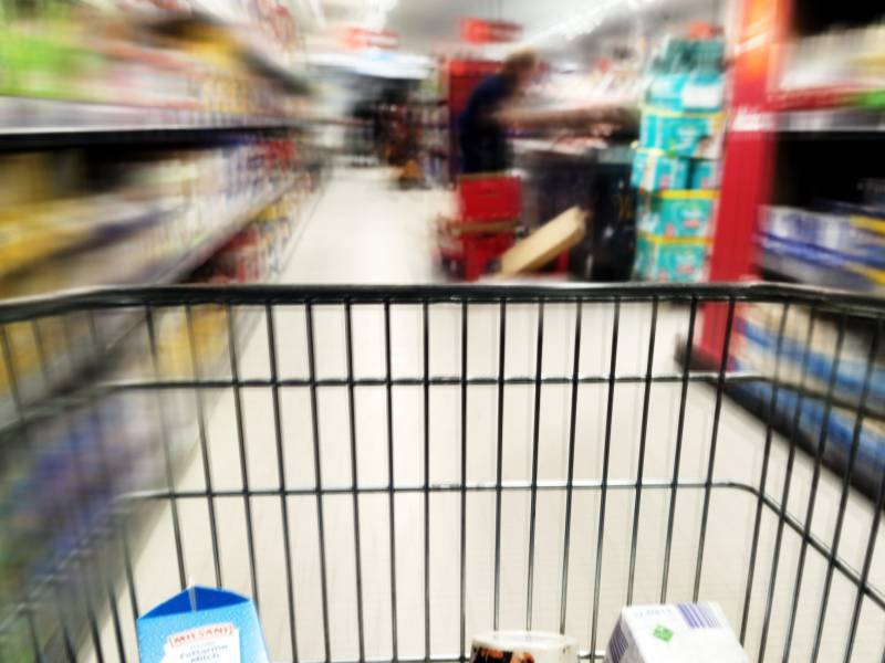 Einzelhandelsumsatz Im Juni Gestiegen