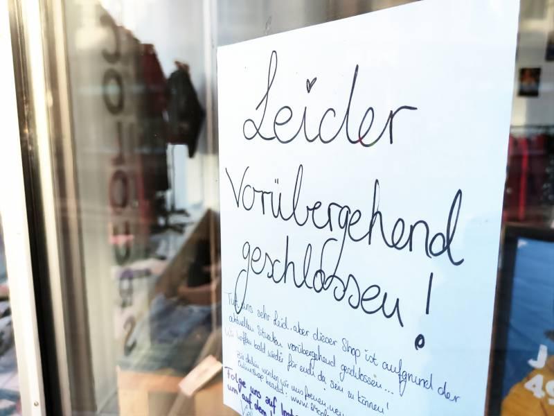 Einzelhandelsverband Hde Besteht Auf Lockdown Verzicht