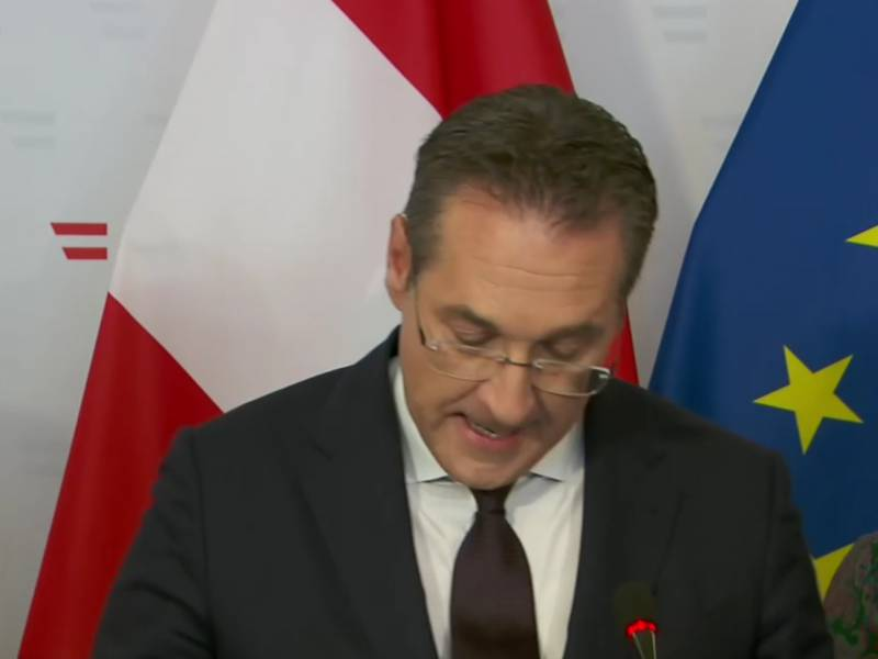 Ex Fpoe Chef Strache Wegen Bestechlichkeit Verurteilt