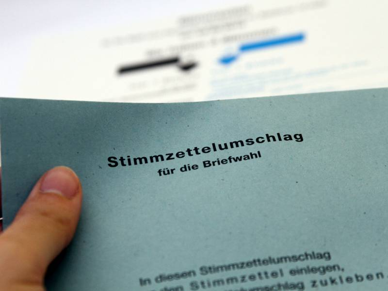 Experten Erwarten Neuen Briefwaehlerrekord