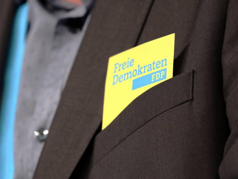 Fdp Erteilt Ampel Koalition Unter Gruener Fuehrung Absage