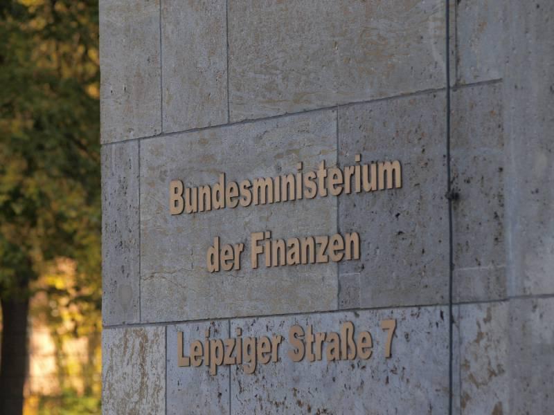 Finanzministerium Bedingungsloses Grundeinkommen Nicht Umsetzbar