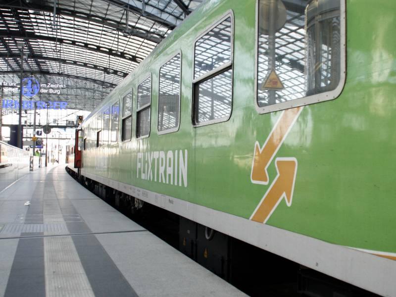 Flixmobility Kritisiert Geplanten Deutschlandtakt