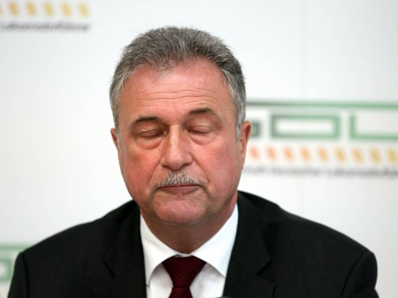 Gdl Chef Weselsky Kuendigt Neuen Streik Bei Der Bahn An