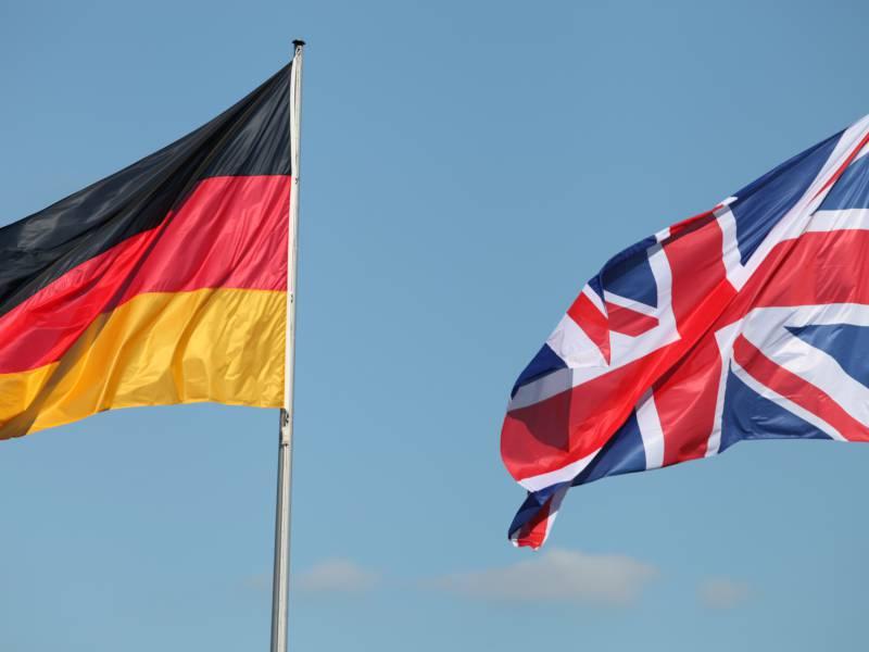 Grossbritannien Will Personenverkehr Zu Deutschland Erleichtern