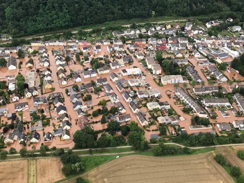 Kommunen Fordern Nach Hochwasser Notgesetz Fuer Wiederaufbau