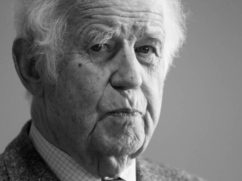Kurt Biedenkopf Im Alter Von 91 Jahren Gestorben