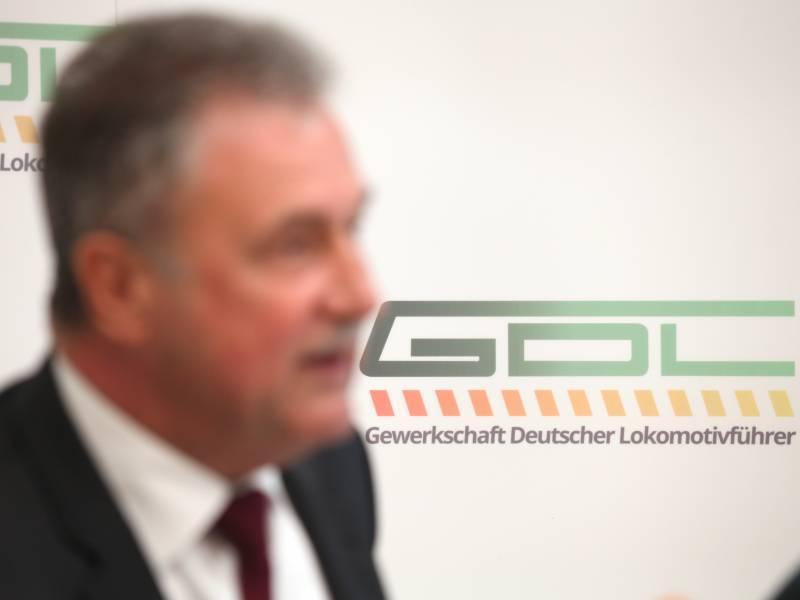 Lokfuehrer Informieren Am Freitag Ueber Neue Streiks