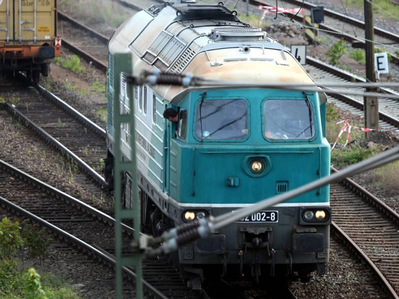 Lokfuehrer Streik Bei Der Bahn Schon Ab Dienstagabend