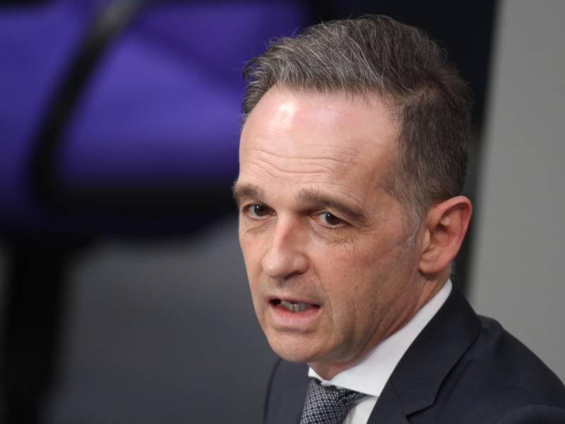 Maas Kuendigt Weitere Bundeswehr Fluege Nach Kabul An