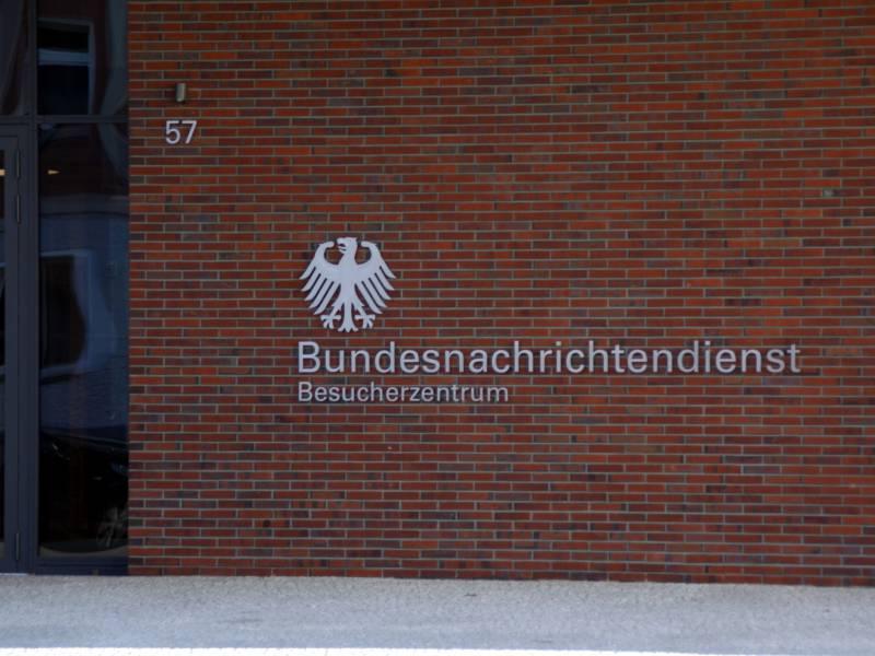 Maas Schiebt Die Schuld Auf Bundesnachrichtendienst