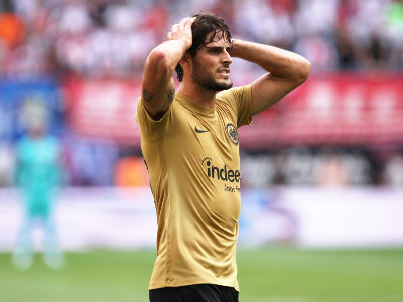 Mannheim Wirft Eintracht Frankfurt Aus Dem Dfb Pokal