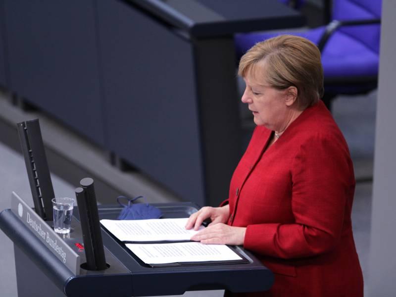Merkel Gesteht Fehleinschaetzung Der Lage In Afghanistan