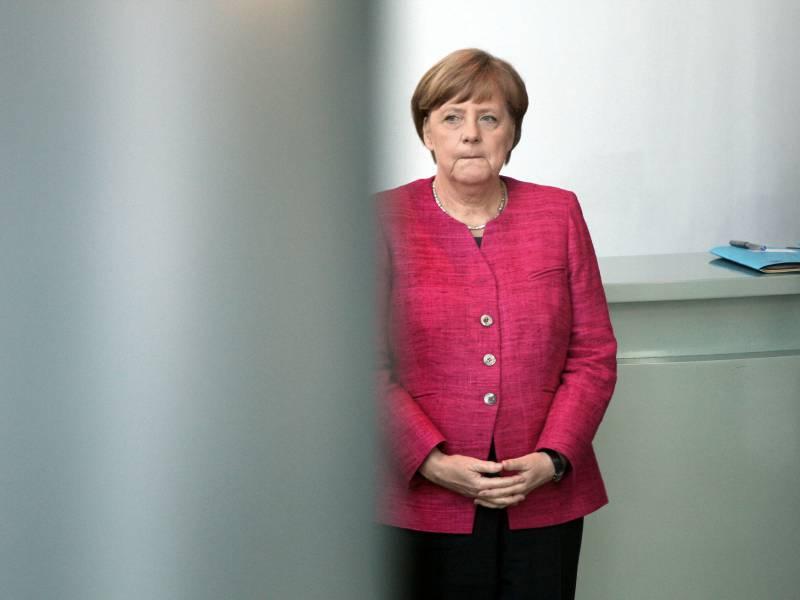 Merkel Usa Bleiben Bei 31 August Als Abzugstermin Aus Afghanistan