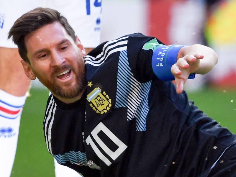 Messi Verlaesst Fc Barcelona