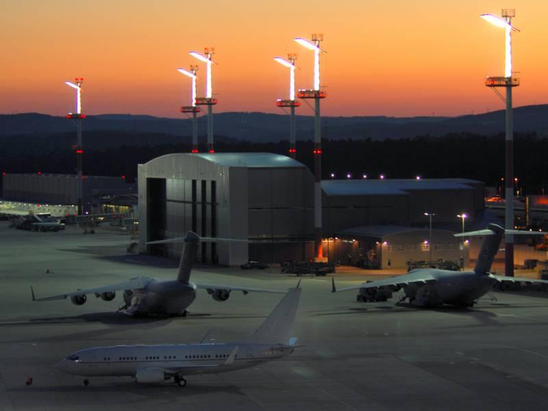 Ramstein Air Base Soll Drehkreuz Fuer Rettungseinsaetze Werden