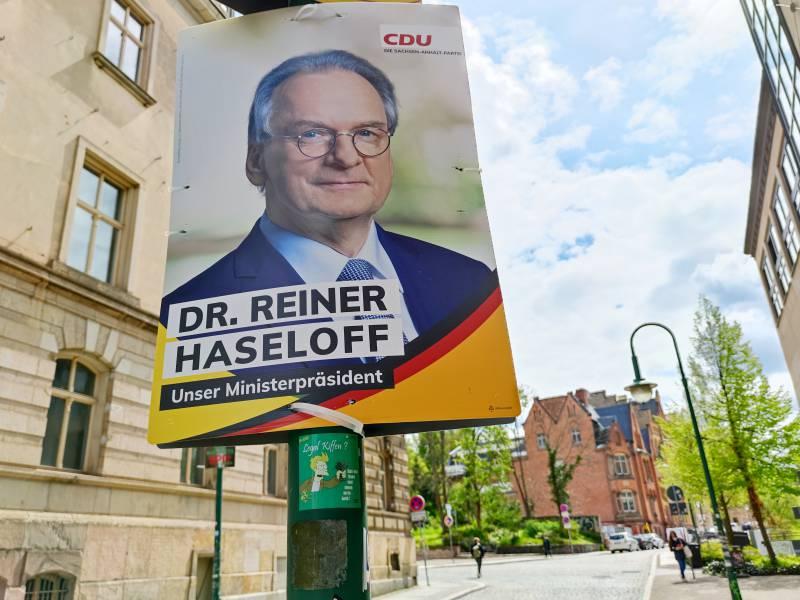 Sachsen Anhalt Cdu Spd Und Fdp Wollen Koalition