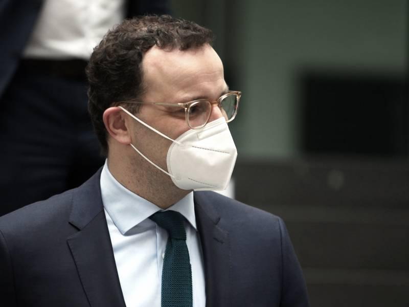 Spahn 50Er Inzidenz Hat Ausgedient