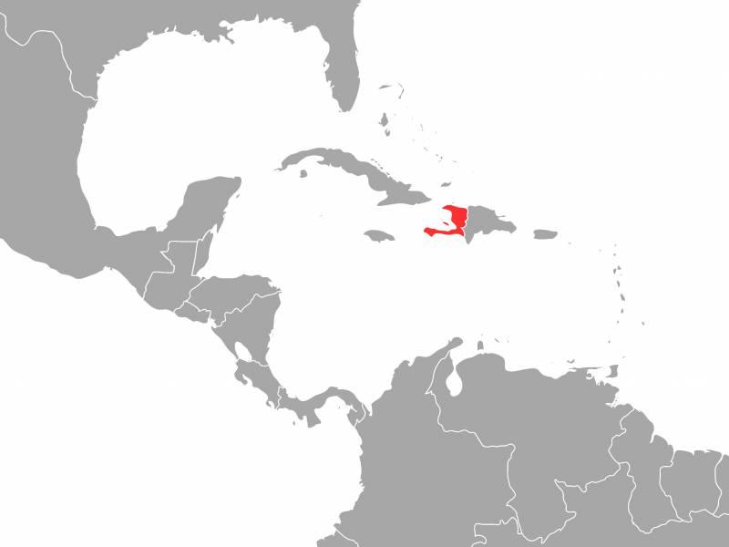 Starkes Erdbeben In Haiti