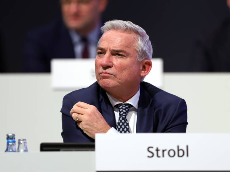 Strobl Warnt Union Vor Luftdebatten Ueber Ein Team