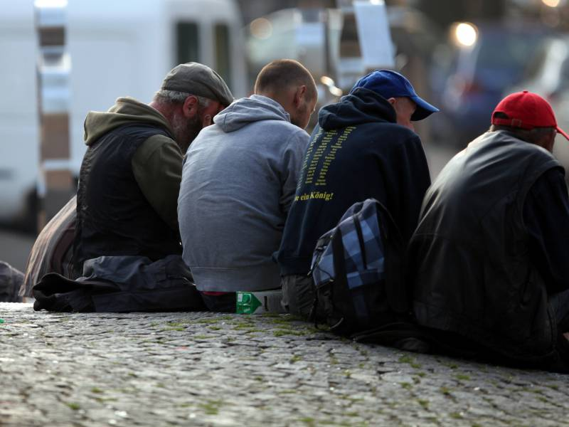 Studie Armutsrisiko In Deutschland Hoch Wie Nie