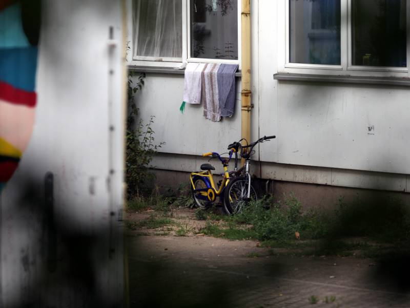 Studie Jede Woche Anschlag Auf Fluechtlingsheim